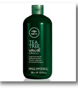 Tea Tree Special Shampoo – green editon